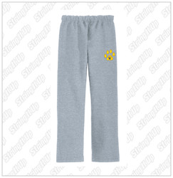 Oquenock Youth Sweatpants Grey
