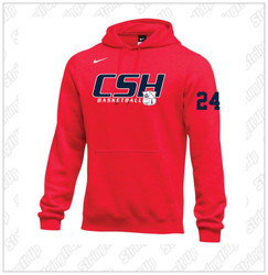 CSH JV Basketball Nike Club Fleece Pullover Hoodie
