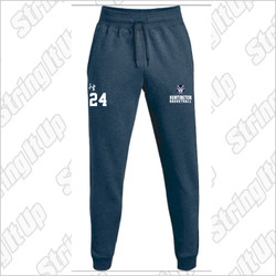 Huntington Basketball Under Armour Hustle Fleece Jogger