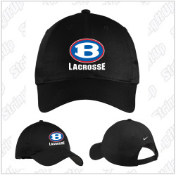 Bellport Lacrosse Nike Unstructured Twill Cap