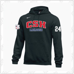 CSH Girls Lacrosse Nike Club Fleece Pullover Hoodie