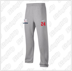 CSH Girls Lacrosse Nike Club Fleece Pants - Grey