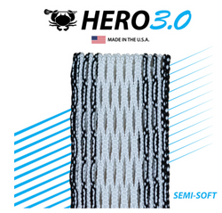 East Coast Dyes ECD Hero 3.0 Semi-Soft Mesh Stringing Storm Striker