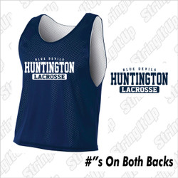 Huntington Lax Practice Lacrosse Pinny