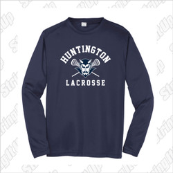 Huntington Lax Adult Sport-Tek® PosiCharge® Competitor™ Long Sleeve