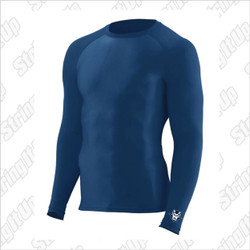 Huntington Lax Adult Hyperform Compression Long Sleeve