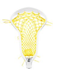 Epoch Purpose White Head w/Yellow 3D Mesh Pocket