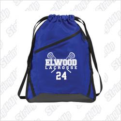 Elwood Lax Port Authority® Pocket Cinch Pack
