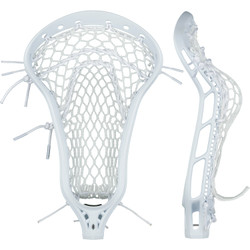 String King Mark 2 Offense White w/White Mesh Pocket