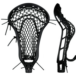 String King Mark 2 Offense Black w/Black Mesh Pocket