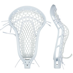 String King Mark 2 Defense White w/Whte Mesh Pocket