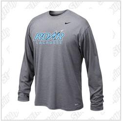Roar 2027 Youth Nike Legend Long Sleeve Dri-Fit
