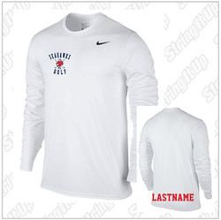 CSH Golf Long Sleeve - Nike Legend Tee