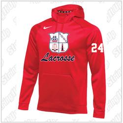 CSH Varsity Lacrosse Nike Therma Hoodie