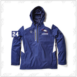 CSH Varsity Adrenaline Darth Cader Jacket