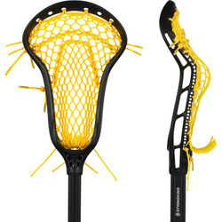 String King Women's Complete 2 Pro Midfield Black/Yellow