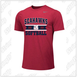 CSH Softball Nike Legend Dri-Fit Short Sleeve Tee