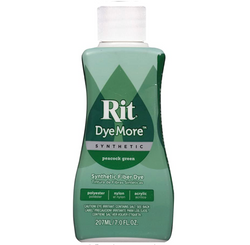Synthetic RIT DyeMore Advanced Liquid Dye - PEACOCK GREEN