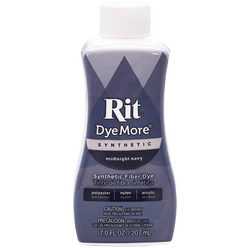 Synthetic RIT DyeMore Advanced Liquid Dye - MIDNIGHT NAVY
