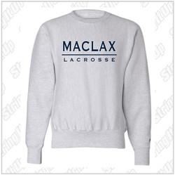 MacLax Champion - Double Dry Eco® Crewneck Sweatshirt