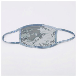 String It Up - Earloop Face Mask - Grey Camo
