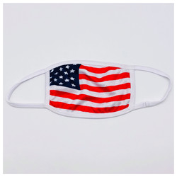 String It Up - Earloop Face Mask - USA