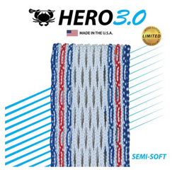 East Coast Dyes ECD Hero 3.0 Semi-Soft Mesh Stringing USA   - Limited Edition