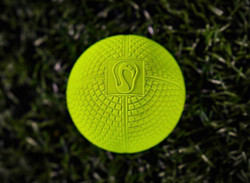Signature Pro S1 MLL Lacrosse Ball - Hyper Yellow