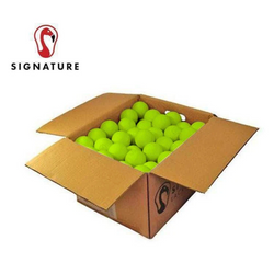 120 Signature Pro S1 MLL Lacrosse Balls - Hyper Yellow