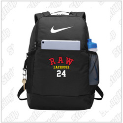 R.A.W. Lacrosse Nike Brasilia Backpack