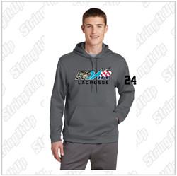 ROAR Variety Logo Adult Sport-Tek® Sport-Wick® Fleece Hooded Pullover