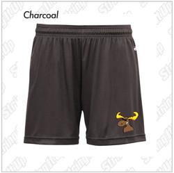 MooseLax Girls B-Core Shorts