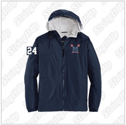 MacLax Port Authority® Team Jacket
