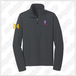 Albany Eddie Bauer®1/2-Zip Microfleece Jacket