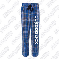 Elwood Lax Adult Boxercraft Flannel Pants with Pockets