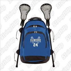 Elwood Lacrosse Equipment Backpack