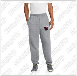Wildcat Booster - Port & Company® - Essential Fleece Sweatpants with Pockets