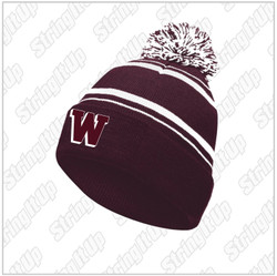 Wildcat Booster - Holloway Homecoming Beanie