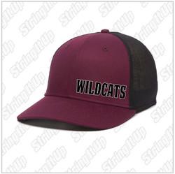 Wildcat Booster - Outdoor Cap ProFlex Snapback Trucker