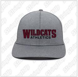 Wildcat Booster - Outdoor Cap ProFlex Air Snapback - Grey