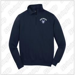 HHS Booster - Adult Sport-Tek® 1/4-Zip Sweatshirt - Navy
