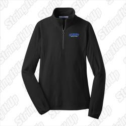 Cleary School Port Authority® Ladies Microfleece 1/2-Zip Pullover
