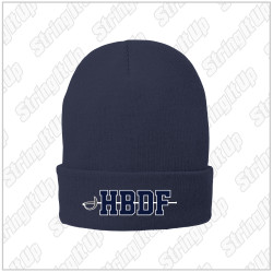 Huntington Fencing Port & Company® Fleece-Lined Knit Cap