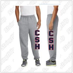 CSH Gymnastics Port & Company® - Essential Fleece Sweatpant with Pockets