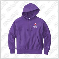 CSH International Club Champion ® Reverse Weave ® Hooded Sweatshirt