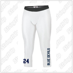 Huntington Lax Youth Calf Length Compression pants