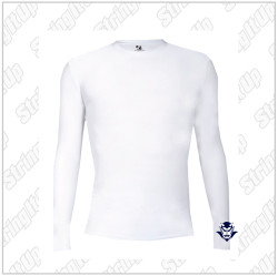 Huntington Lax Adult Pro Compression Long Sleeve Shirt - Men's