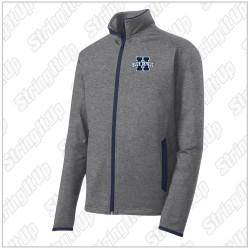 HHS Booster - Adult Sport-Tek® Sport-Wick® Stretch Contrast Full-Zip Jacket