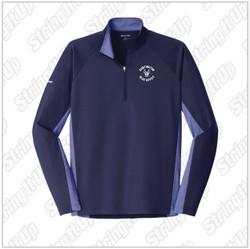 HHS Booster - Sport-Tek® Sport-Wick® Stretch Contrast 1/2-Zip Pullover