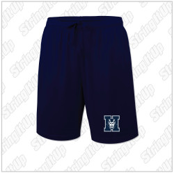 HHS Booster - Men's Adult Performance BAW Shorts - Navy